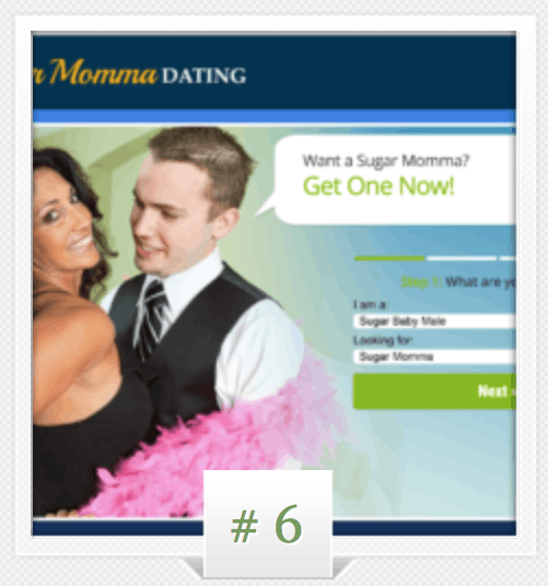 Sugar momma dating reviews
