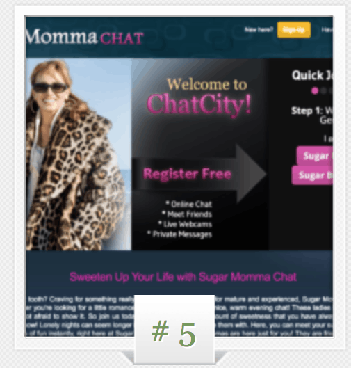 Best free sugar momma dating sites